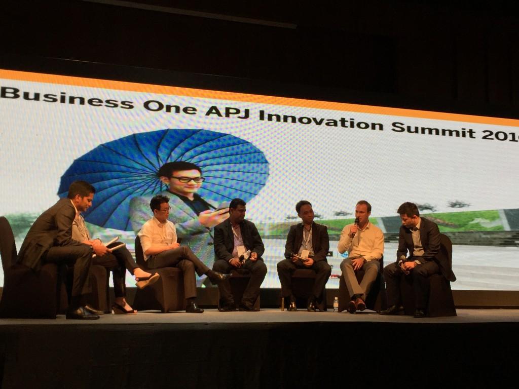 B1 Innovation Summit 2016 APJ _Speaker