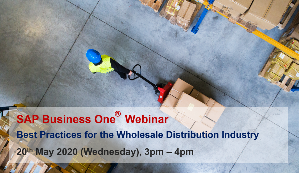 best practices - wholesale distribution 1